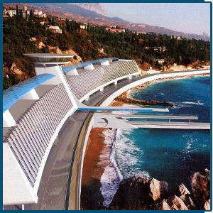 Проект строительства рекреационного комплекса с водно-спортивным центром